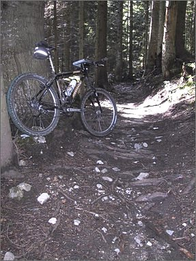 ruwe singletracks